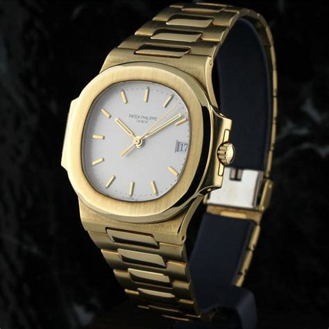 Jam Tangan Pria Patek Philippe Geneve Limited Edition Series 11 patek philippe nautilus yellow gold