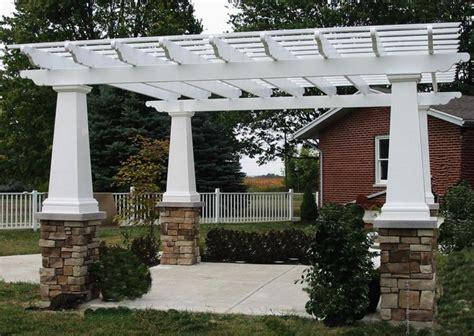 custom pergola design 5020 exterior custom garden