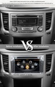 Subaru Navigation System Manual Replace Subaru Radio Autos Post