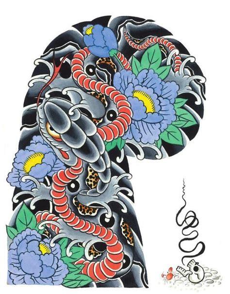 Garyou Tensei 108 Japanese Tattoo Sleeve Designs By Yushi Japanese Tattoos Flash