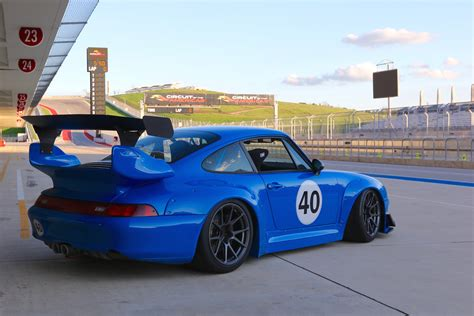 Porsche 993 Gt2 Wheels Porsche Series 3 9l porsche 993 gt2 rsr widebody on forgeline one forged monoblock gs1r wheels