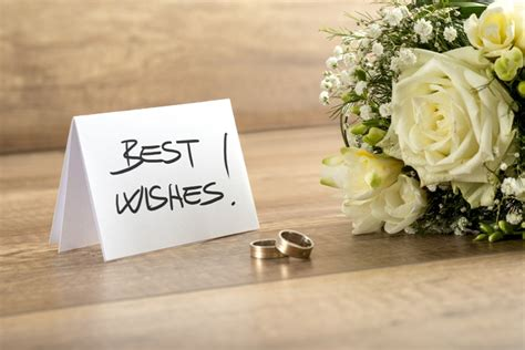 Wedding Wishes by The Best Wedding Wishes You Will Fall In With