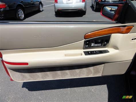 repair voice data communications 2000 cadillac eldorado windshield wipe control service manual repair 1993 cadillac eldorado door panel 2000 cadillac eldorado etc black