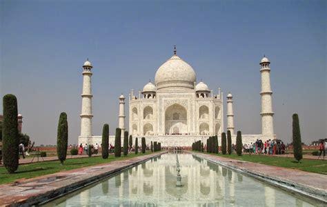 Taj Mahal Taj Mahal The Myths And A Duplicate Wanderful