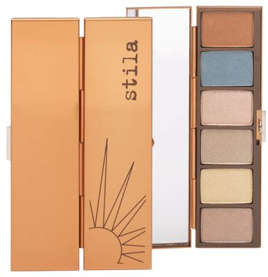 Stilas New Summer Eyeshadow Trio by The New Stila Summer Collection Makeup And