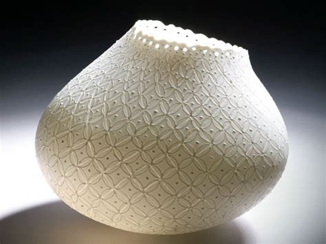 design pattern yii yii design lace bowls by ching ting hsu