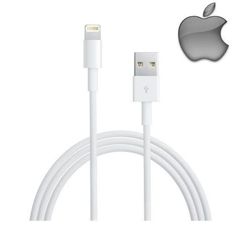 cable usb chargeur original lightning pour iphone 6 6 5 5s 5c original officiel