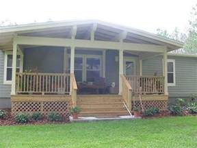 home porch 45 great manufactured home porch designs