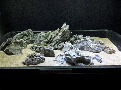 aquascaping stones we carry seiryu stone also a sand box to aquascape in yelp