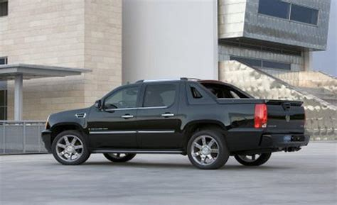 cadillac ext 2007 car and driver