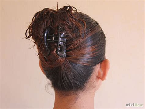 claw hair clips hairstyles put your hair up with a jaw clip claw clip hair style
