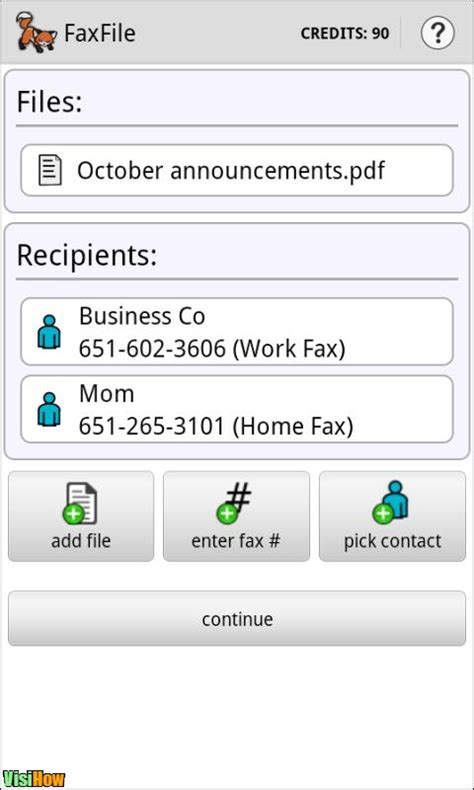 fax apps for android top fax apps for android faxfile vs tiny fax vs camscanner and 8 more visihow
