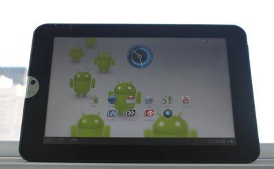 toshiba thrive: a bloated honeycomb tablet that tries (and