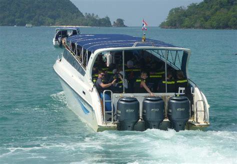 fast boat in thailand ko mak speed boats fast boat transfers between koh mak