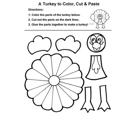 parts of a turkey coloring page thanksgiving coloring pages
