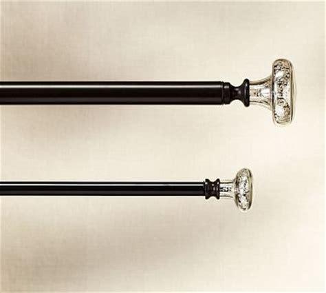 tiny curtain rods vintage 75 quot diam drape rod small oil rubbed bronze