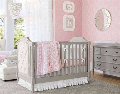 Twin Bed Bedroom Decorating Ideas nursery themes amp baby nursery ideas for girls pottery