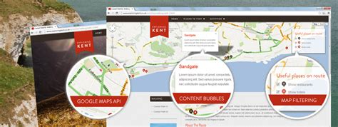 design online map map web design interactive and engaging