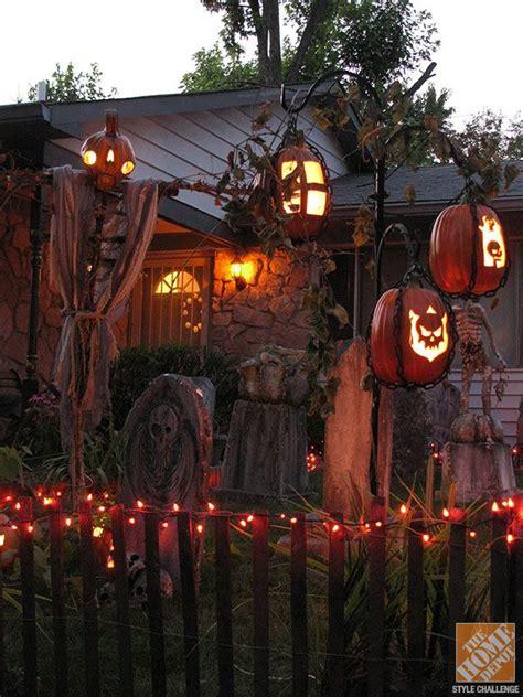 outdoor halloween decorations for your incredible halloween trellischicago 123 best diy halloween props images on pinterest