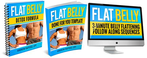 Flat Belly Overnight Detox Formula Recipe by Flat Belly Overnight