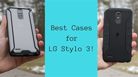 best cases for 3 best cases for the lg stylo 3