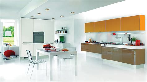 Designer Kitchen Lighting by The Trending Modular Kitchen