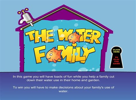 game design university australia my water malaysian water water conservation games