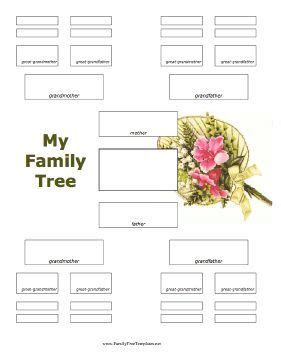 pretty family tree template 251 best images about family tree forms on