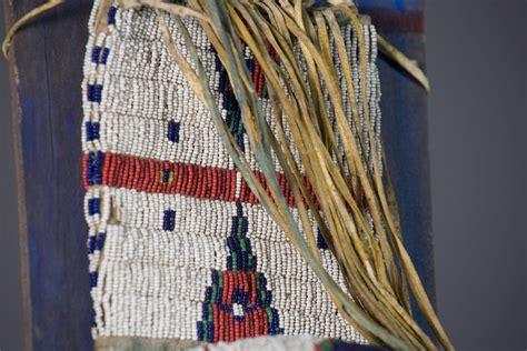 beaded cradleboard lakota sioux beaded cradleboard west events