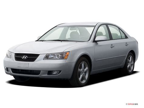 2007 hyundai sonata prices reviews and pictures u s news world report