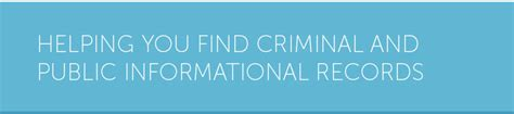 How To Check A Criminal Record How To Check Your Criminal Record