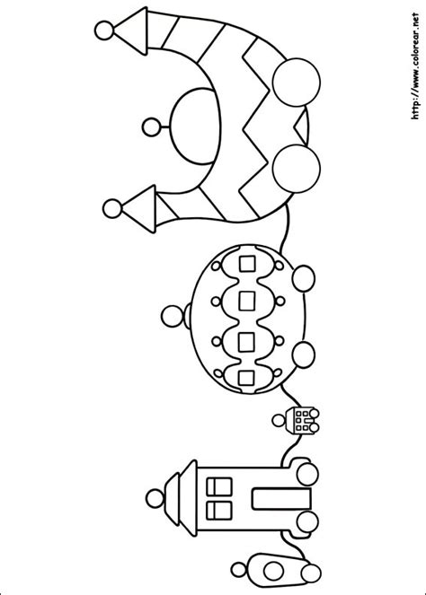 Iggle Piggle Coloring Pages Iggle Piggle Colouring Pages