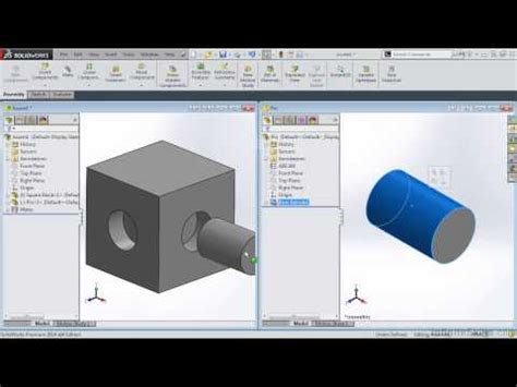 solidworks tutorial assembly mates full download solidworks assembly mates coincident tutorial