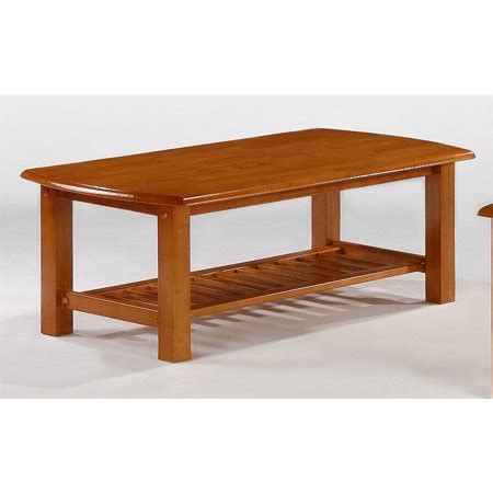 coffee table with storage walmart coffee table with slat storage shelf walmart com