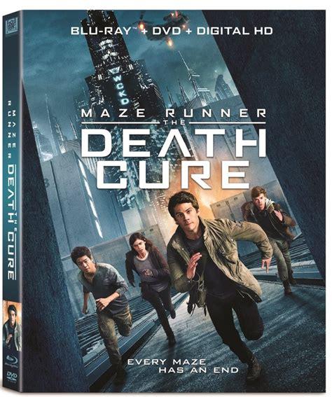 maze runner film release date maze runner the death cure 4k ultra hd blu ray dvd