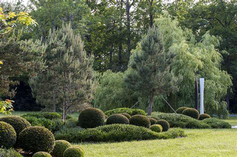 jardin ancien marais mur srtucturer espace allee schiste