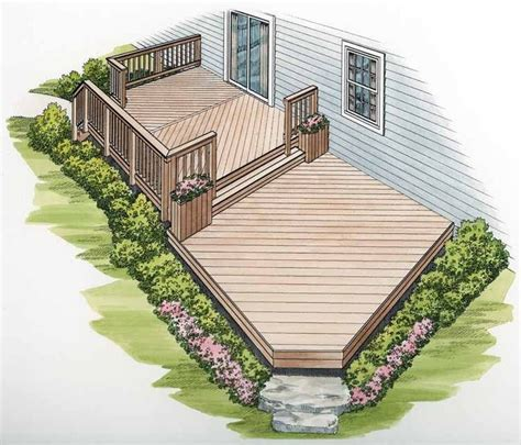 98 Best Images About Deck Designs On Pinterest Deck Patio Plans Free Design