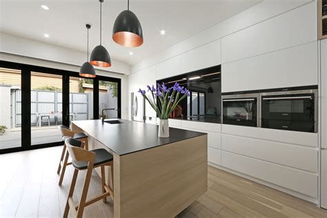 Designer Kitchens Melbourne Melbourne Contemporary Kitchens