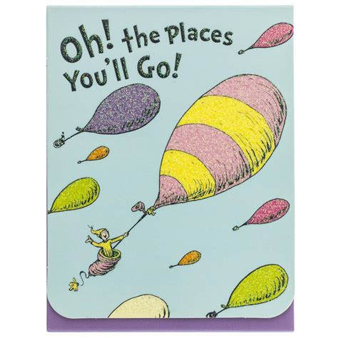 Kenko Pocket Note Pn 404 oh the places you ll go pocket note