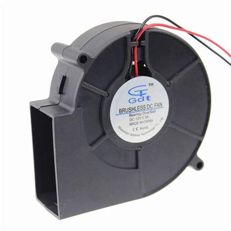 aliexpress buy 5pcs 97x97x33mm 9cm 90mm laptop cooling cooler bearing radial blower