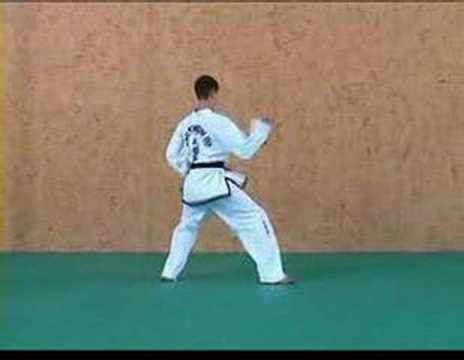 pattern chon ji youtube itf taekwon do patterns 3 of 14 chon ji youtube