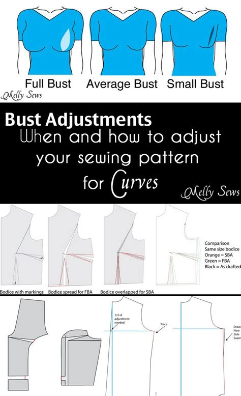 patterns for pirates full bust adjustment how to do a bust adjustment darts princess and patterns