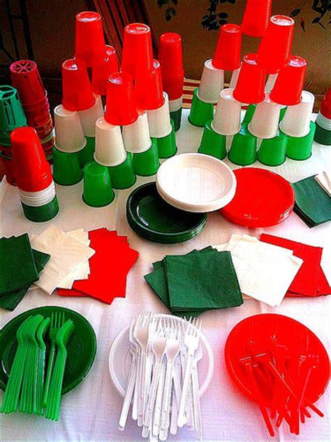 Italy Themed Decorations by Italian Flickr Photo
