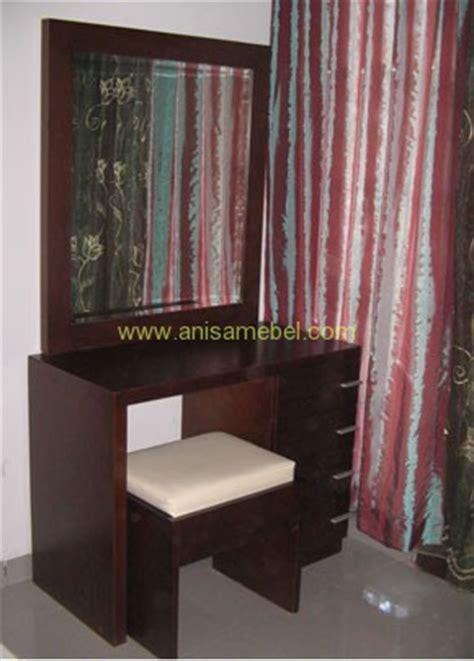 desain gambar meja rias meja rias minimalis jual harga murah kayu jati jepara