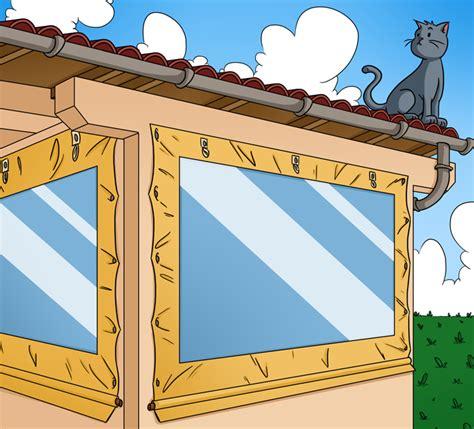 Comment Fermer Sa Terrasse by Comment Fermer Une Pergola L Artisanat Et L Industrie