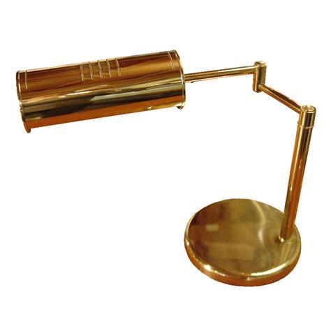Brass Desk by Vintage Nessen Brass Swing Arm Desk Table L Ebay