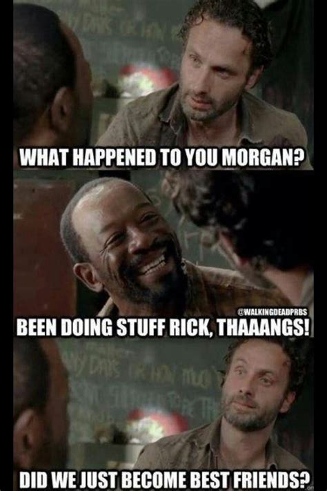 Morgan Meme - morgan walking dead meme www pixshark com images