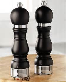 Peugeot Salt Pepper Grinders Peugeot Chateauneuf Salt And Pepper Mills Salt And