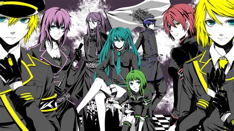 coole len cool vocaloid wallpaper 1920x1080 14741