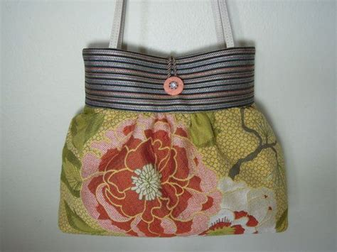 Unique Handmade Fabric Bags Purses - 7 best ideas about tote bags from upholstery fabric or